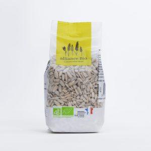 Vente en ligne graine de tournesol bio origine France