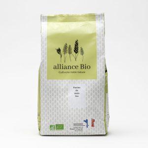 Achat en ligne Farine de maïs bio
