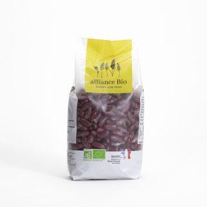 Vente en ligne de haricot rouge Bio