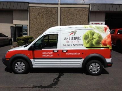 Air Culinaire, WA transit 1