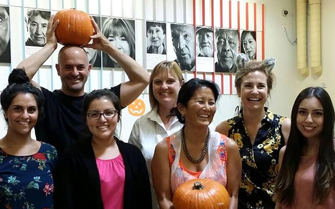 AHF in the Community – October 2017 Recap