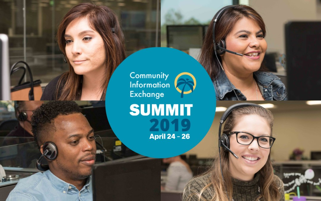 Community Information Exchange (CIE)  Data Sharing Summit Set for April 24 -26 at Marriott Marquis San Diego Marina