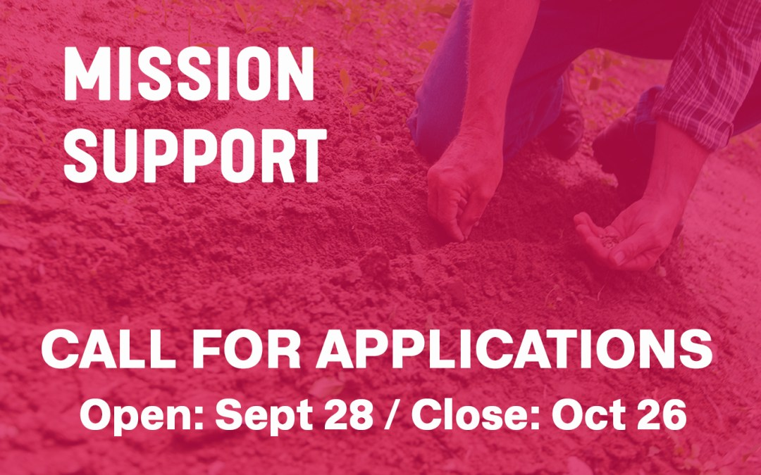 Alliance Healthcare Foundation Opens Call for SD Mission Support Applications