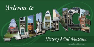 Mini Museum banner