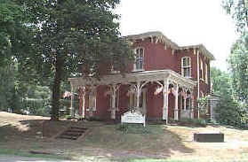 Mabel Hartzell Historical Home