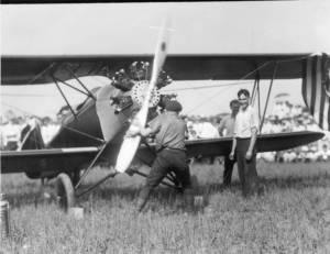 ARGO dedication, August 4, 1928