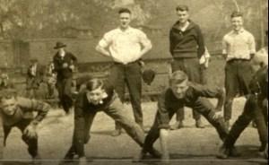 Goat Hill football