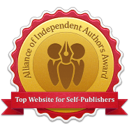 Alliance of Independent Authors Award — Top Website for Self-Publishers