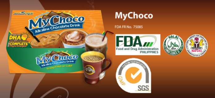 MYCHOCO CHOCOLATE DRINK