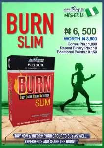 Burn Slim Nigeria