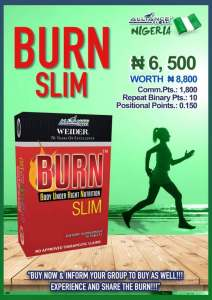 Burn Slim Nigeria