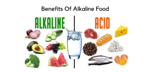 Benefits Of Alkaline Food