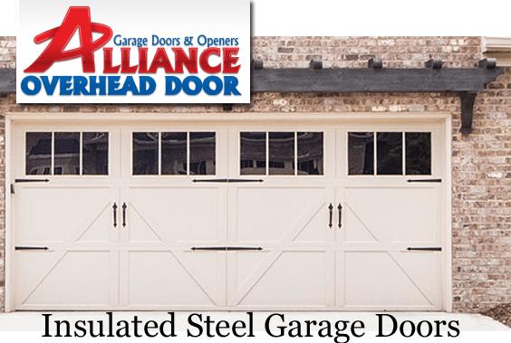 Insulated Steel Garage Door Austin TX