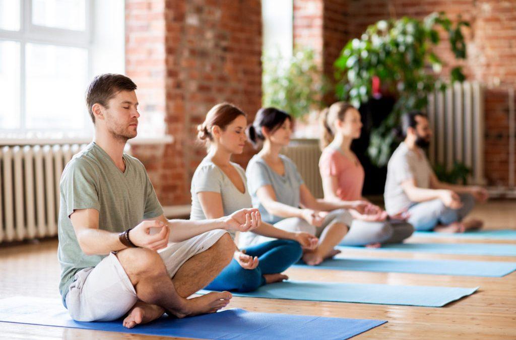 Les groupes de méditation à ST PRIX – Nouveautés
