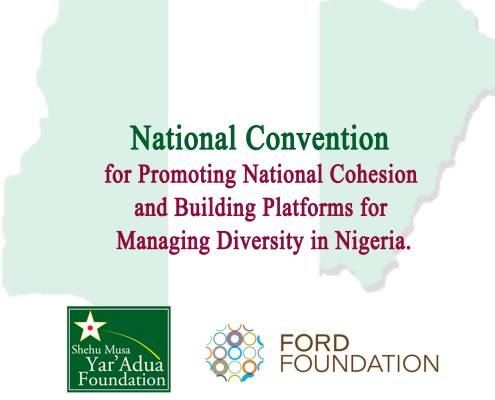 Convention for Promoting National Cohesion and Building Platforms for Managing Diversity in Nigeria