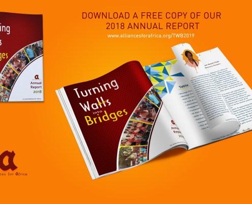 Turning walls into bridges