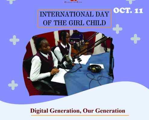 International Day of the Girlchild