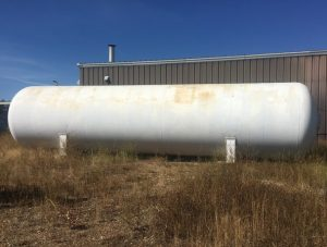 18,000 gallon propane tank for sale