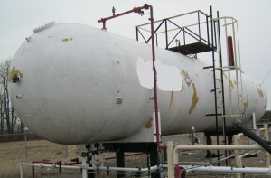 20,500 gallon propane tank for sale