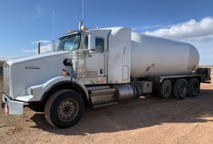 Used 5500 gallon propane bobtail for sale