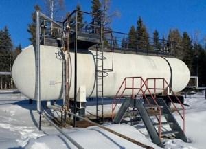 18000 gallon propane tank for sale