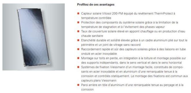 chauffe eau solaire viessmann 200 300 litres. Black Bedroom Furniture Sets. Home Design Ideas