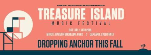 Treasure Island Music Festival 2018
