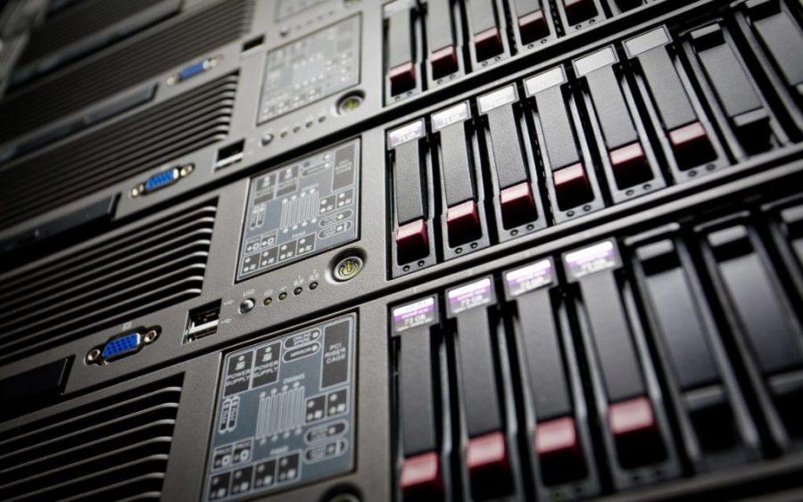 servers image
