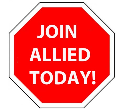 JOIN ALLIED SPORTSMEN CLUB