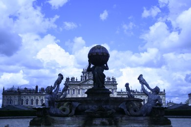 The fountain at Castle Howard, UK - 2007