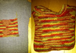 BettyB Jumper prototype 2012