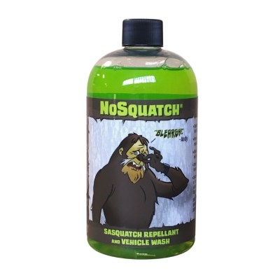 Crapngunk NoSquatch Vehicle Cleaner Front