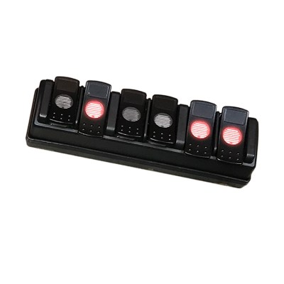 TRIGGER SIX SHOOTER Wireless Accessory Control System Remote