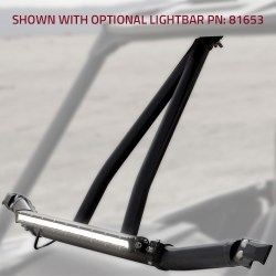 1002_Allied Powersports Front Intrusion Bar Fits Polaris RZR XP and XP4