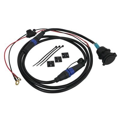 12 Volt USB Remote Power Harness Kit