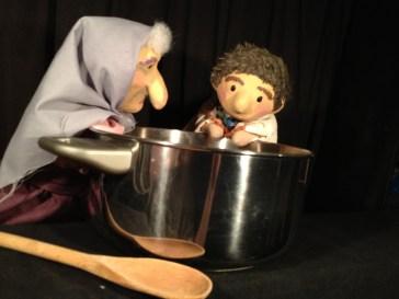 The Porridge Pot