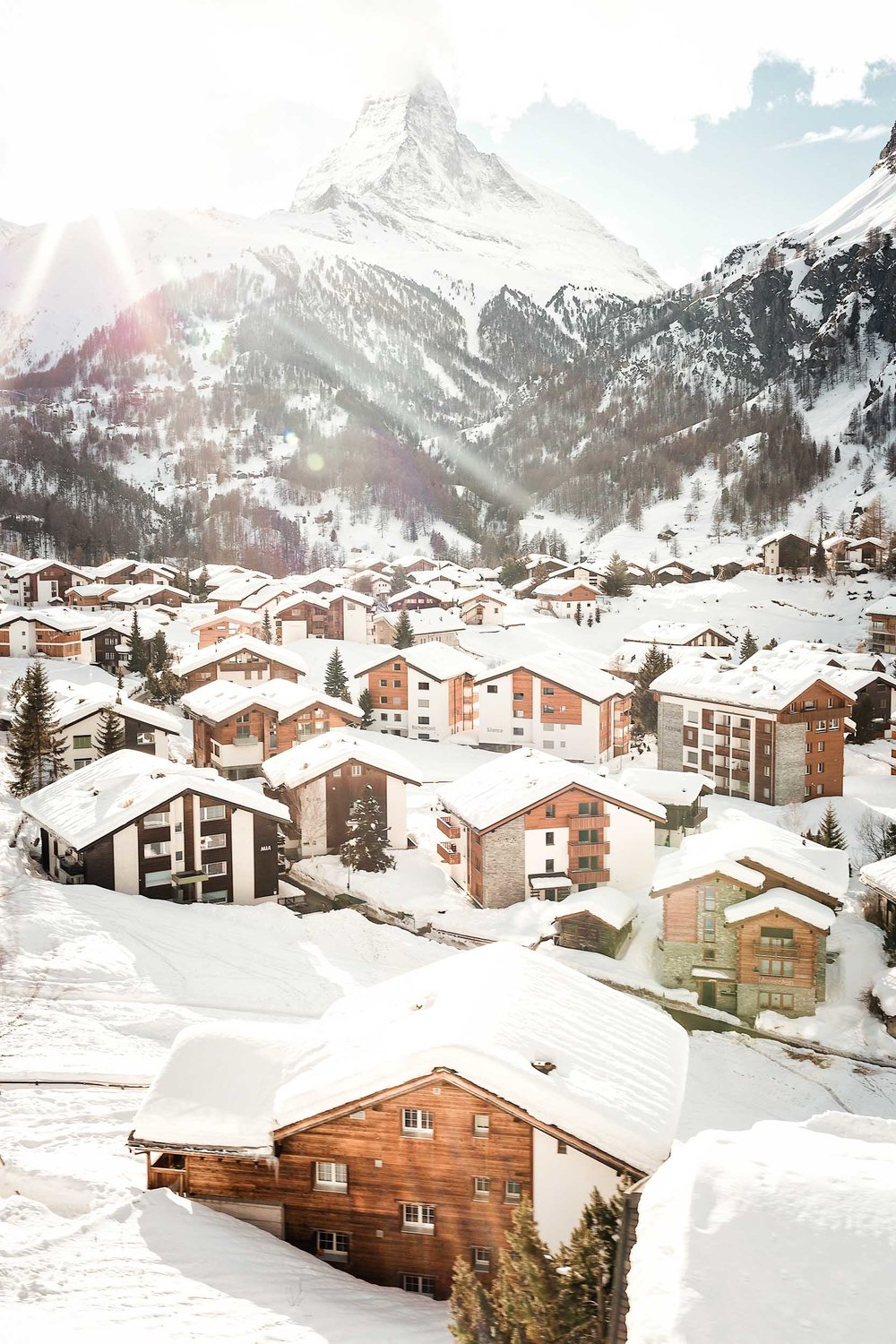 10 Beautiful Winter Travel Destinations To Put On Your Bucket List - Allie M. Taylor