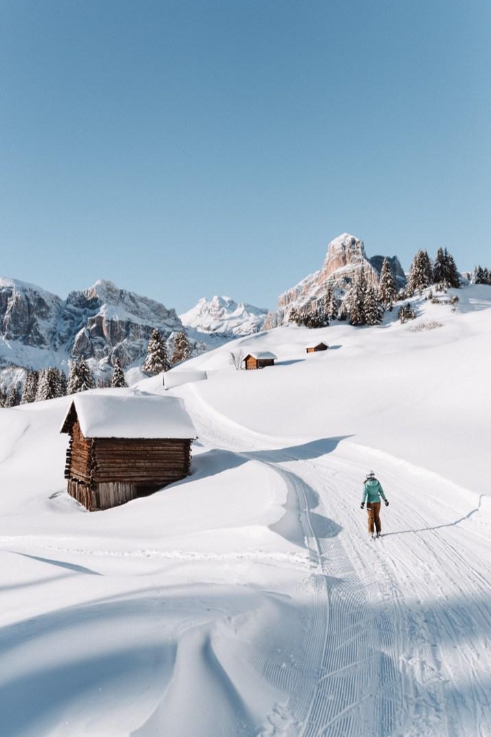 Weekend Winter Getaway In The Dolomites - Allie M. Taylor