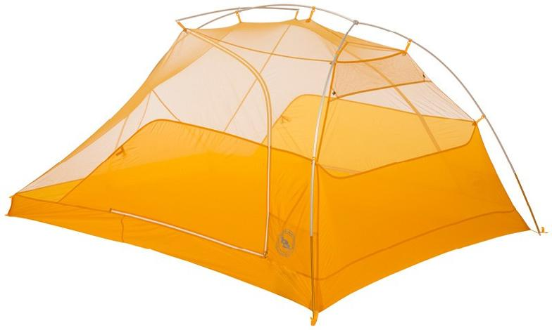 Big Agnes Tent Yellow 3 person