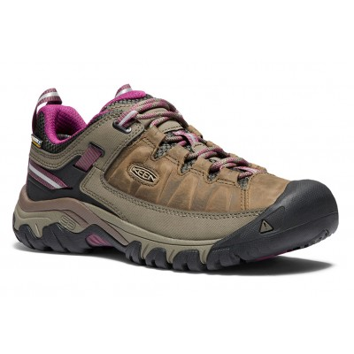 Keen Women's Hiking Boot Leather and Pink