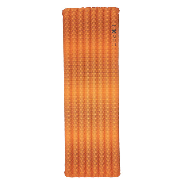 Orange Sleeping Pad