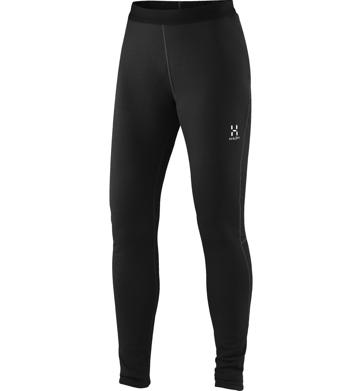 Black Fleece Leggings - Haglofs
