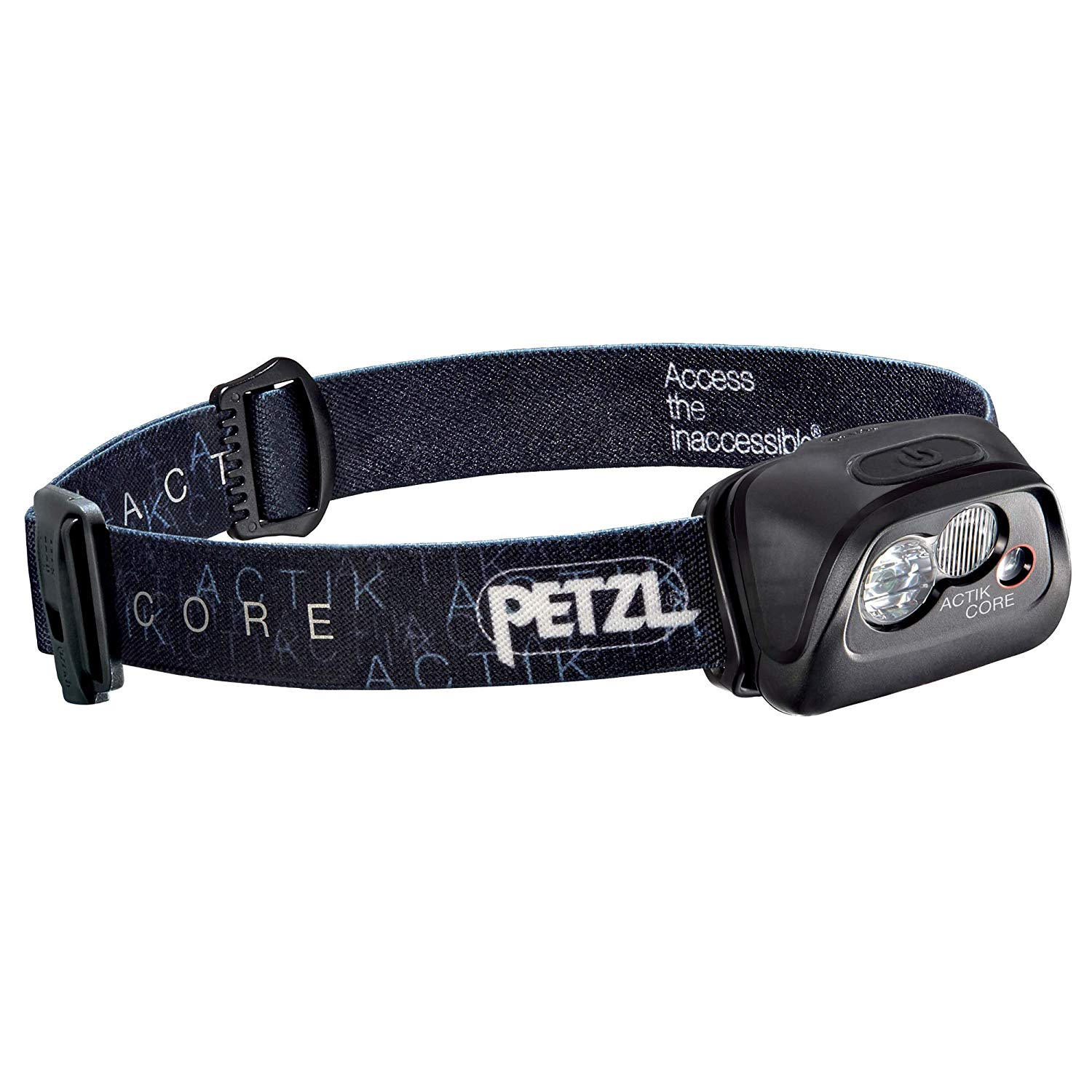 Dark Blue Headlamp Petzl