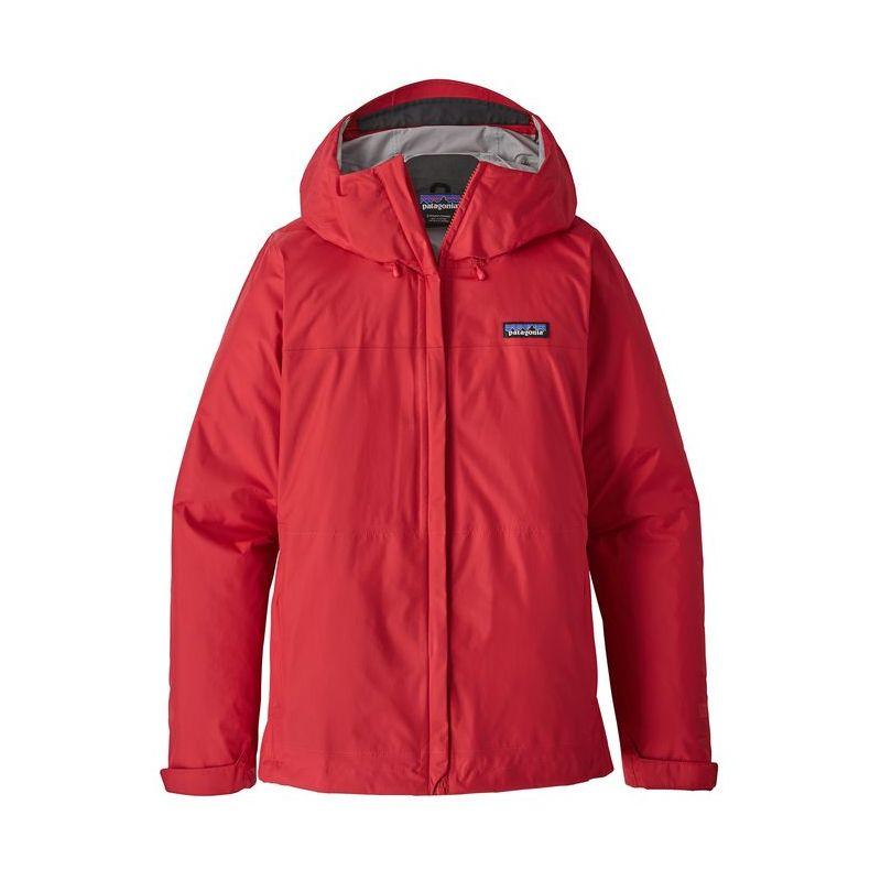 Maraschino Patagonia Rain Jacket