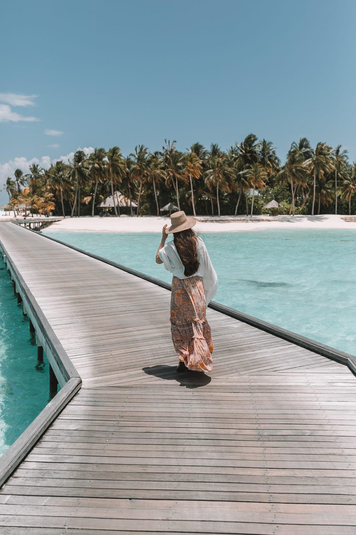 Conrad Rangali Island: The perfect Island getaway in the Maldives - Allie M. Taylor