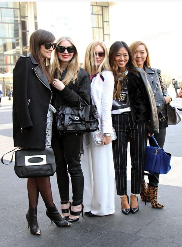 FashionWeek-february 2014