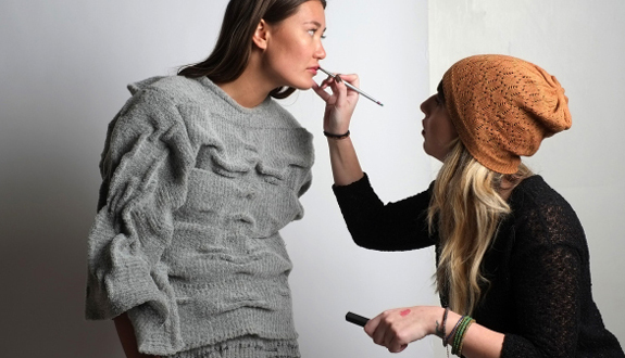 Q & A With Makeup Artist Christina Nicole
