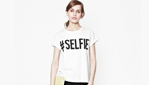 French-Connection-Selfie-Tee