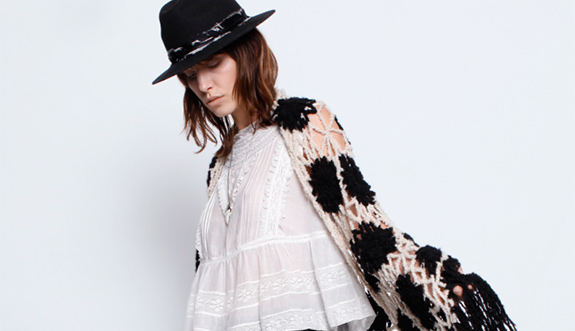 """Zadig & Voltaire """"Arty, Rock and Gipsy"""" for Lookbook Friday"""