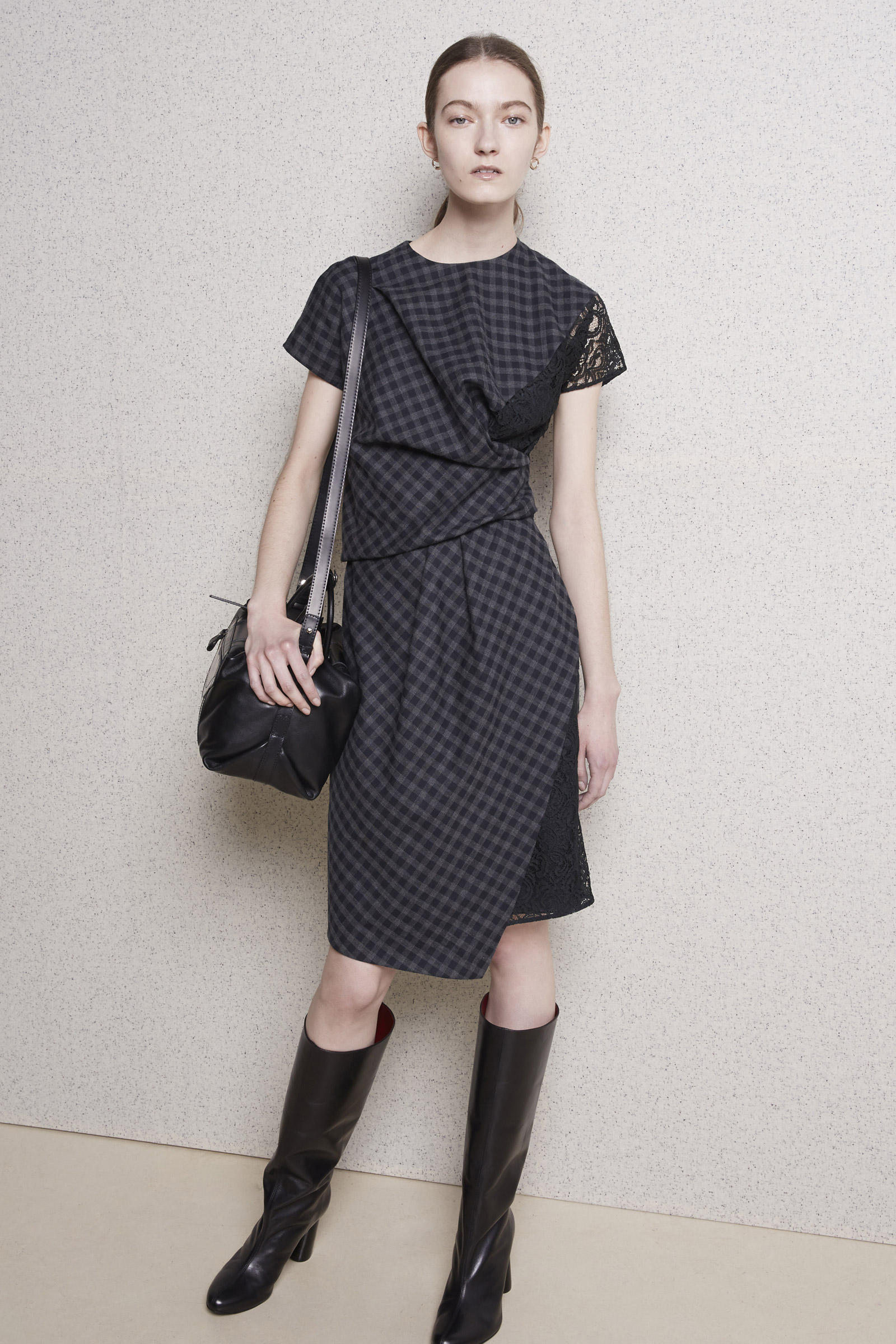 Lace dress 6 element